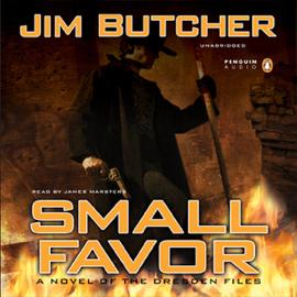 Small Favor: The Dresden Files, Book 10 (Unabridged) audiobook