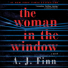 A. J. Finn - The Woman in the Window: A Novel (Unabridged)  artwork