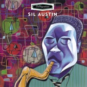 Sil Austin - Pink Shade of Blue