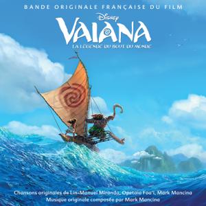 Multi-interprètes - Vaiana - La légende du bout du monde (Bande originale française du film)
