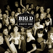 Big D and the Kids Table - Raw Revolution