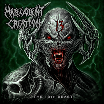 Malevolent Creation The 13th Beast music review
