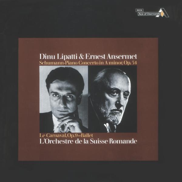 Schumann: Piano Concerto / Tchaikovsky: Piano Concerto No  2 by Dinu