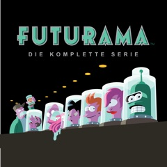 Futurama Complete, Staffel 1-10