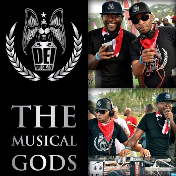 Dei Musicale The Musical Gods Podcast