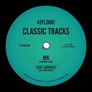 Love Changes (feat. Alana) [MK & MAW Mixes] - EP Mp3 Download