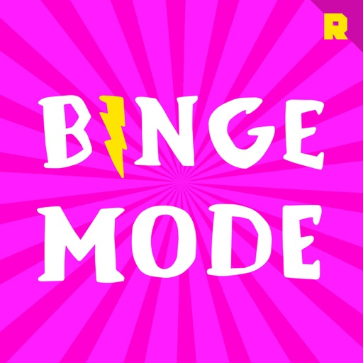 Cover image of Binge Mode: Harry Potter