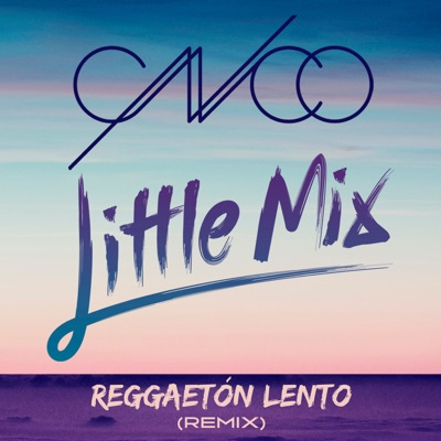 Cover art for Reggaeton Lento