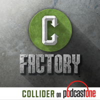 Collider Factory podcast