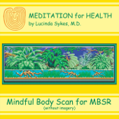 Mindful Body Scan for MBSR (Without Imagery)