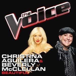 Christina Aguilera & Beverly McClellan - Beautiful