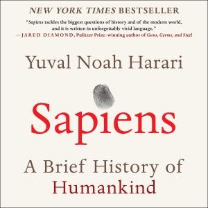 Sapiens - Yuval Noah Harari audiobook, mp3