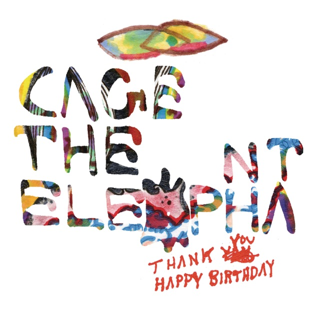 Cage The Elephant: Shake Me Down