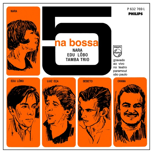 5 Na Bossa (Ao Vivo) [Live]