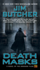 Jim Butcher - Death Masks (Unabridged)  artwork