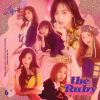 APRIL 6th Mini Album 'the Ruby' - EP
