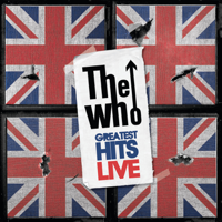 The Who - Greatest Hits Live artwork