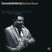 Cannonball Adderley's Finest Hour