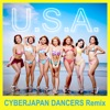 U.S.A. (CYBERJAPAN DANCERS Remix) - Single ジャケット写真
