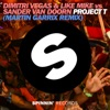 Project T (Martin Garrix Remix) - Single