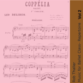 Music for Ballet Class - Repertoire, Vol. 2