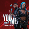 Daddy Andre - You and Me (feat. Lydia Jazmine) artwork