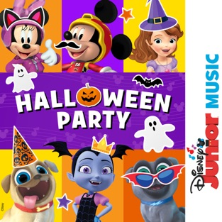 Disney Junior Music Halloween Party – Various Artists
