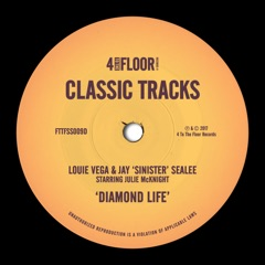 Diamond Life (feat. Julie McKnight) [Richard Earnshaw Remix]