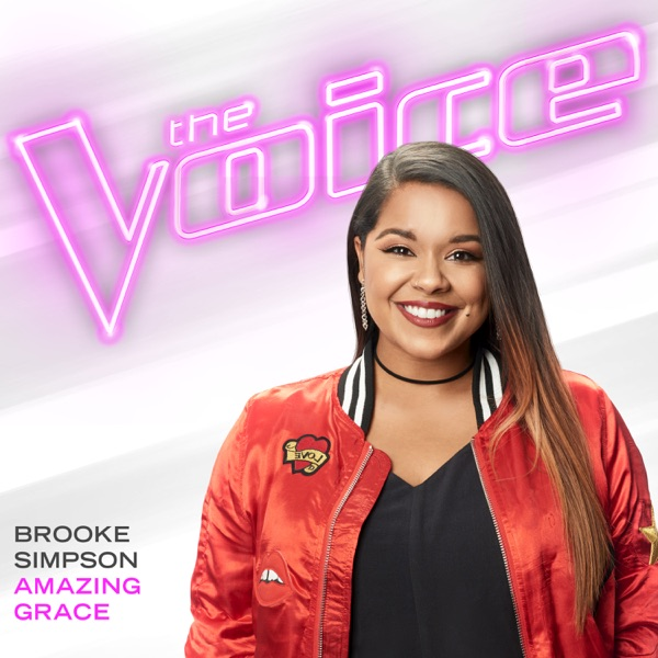 Amazing Grace - Brooke Simpson song image
