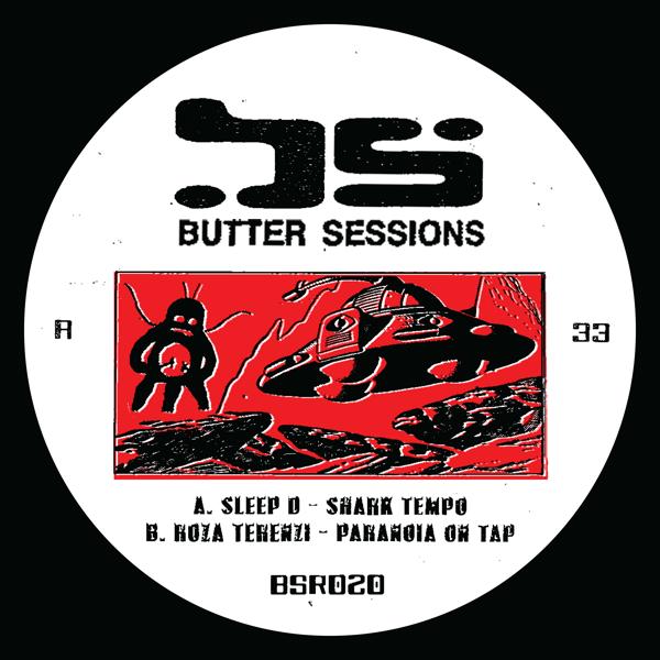 Shark Tempo / Paranoia on Tap - Single by Sleep D & Roza Terenzi