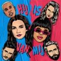 Netherlands Top 10 Dance Songs - Hij is van mij (feat. Bizzey) - Kris Kross Amsterdam, Maan & Tabitha