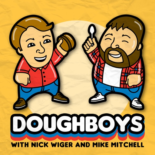 Cover image of Doughboys