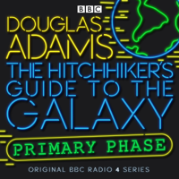 Douglas Adams - Hitchhiker's Guide To The Galaxy, The  Primary Phase  Special artwork
