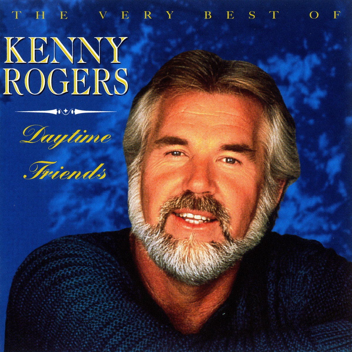 Daytime Friends - The Very Best of Kenny Rogers Album Cover by Kenny ...