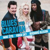 Blues Caravan 2018-Bernard Allison, Mike Zito & Vanja Sky