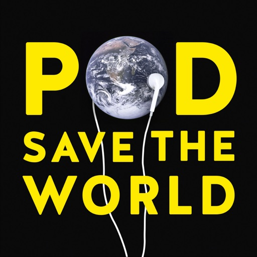 Cover image of Pod Save the World