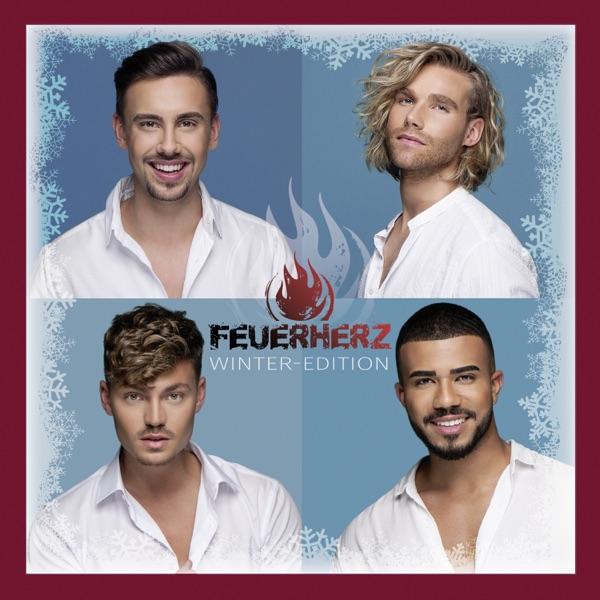 Feuerherz mit It's Christmas (Es ist Weihnachtszeit)