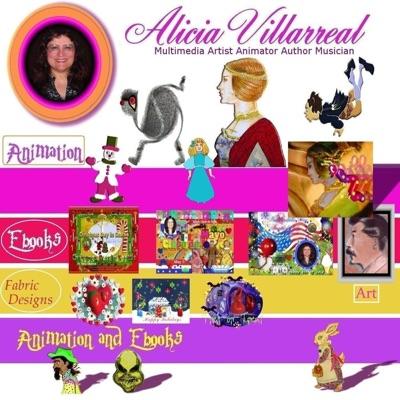 Animation and Ebooks - EP - Alicia Villarreal