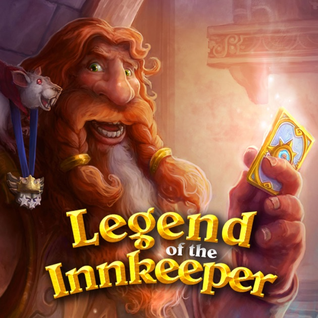 Legend of the Innkeeper : A Hearthstone Podcast for Casual