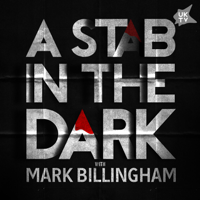 Podcast cover art for A Stab In The Dark: A UKTV Original Crime Podcast with Mark Billingham