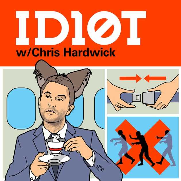 ID10T With Chris Hardwick By Nerdist Industries On Apple