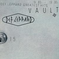 Def Leppard - Vault: Def Leppard Greatest Hits (1980–1995) artwork