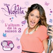 Violetta – L'album de la saison 2 - Multi-interprètes