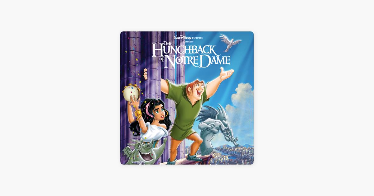 hunchback of notre dame soundtrack download free