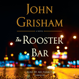 The Rooster Bar (Unabridged) audiobook