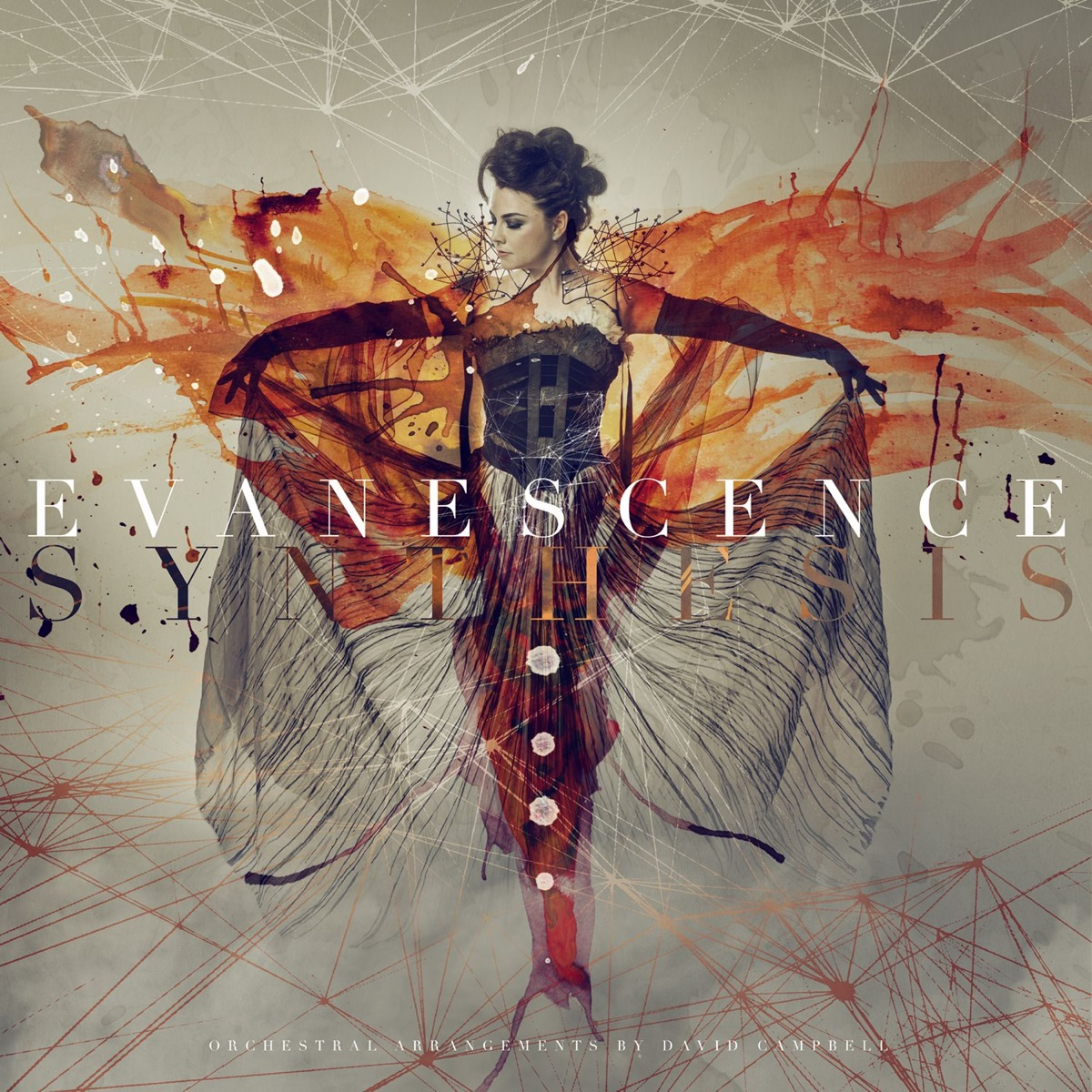 Synthesis Evanescence CD cover