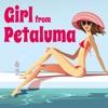 Cocktail Shakers - Girl from Petaluma