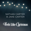 Nathan Carter & Jake Carter - Feels Like Christmas artwork