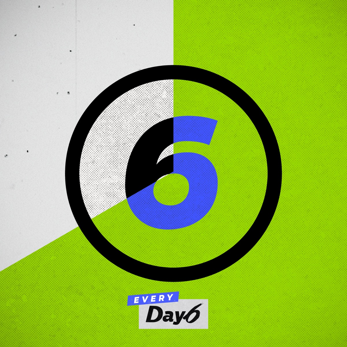 Every DAY6 August - Single Album Cover by DAY6