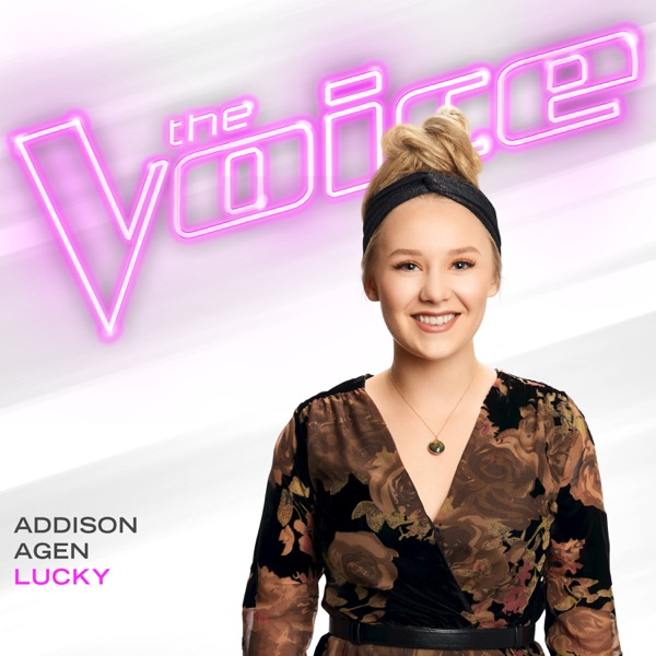 Lucky - Addison Agen song image